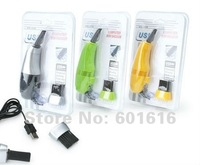 FREE SHIPPING!! MINI USB keyboard brush computer cleaner for keyboard