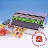 HW-450 Film packaging machine, cold fresh food packaging machine, sealing packing machine