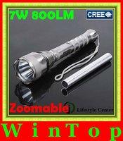 Светодиодный фонарик 1 UItraFire 7W 700LM /cree LED
