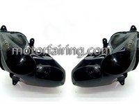 New smoke KAWASAKI ZX14R/ZZR1400 2006-2011 Motorcycle Headlight
