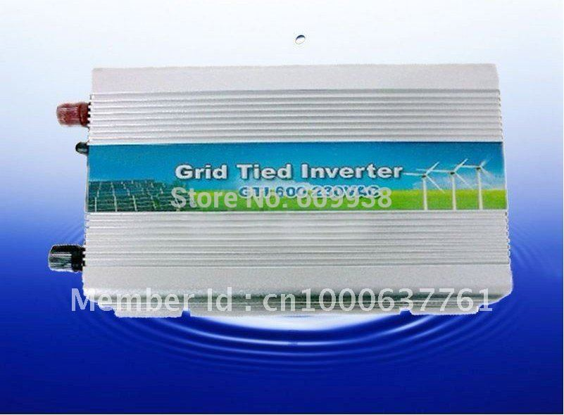 600W PV Grid Tie Inverter 12vdc, or 24vdc, input voltage and 220vac,230vac, 240vac output(China (Mainland))