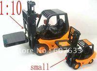 Radio control toy RC Truck Large Desktop Forklift toy,Six-channel Desktop Crane,industry fork car ( 1 : 10 )