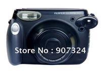 Free Shipping Fuji Fujifilm Instax 210 Wide Film Camera Instant Polaroid Photo Picture - Black by EMS