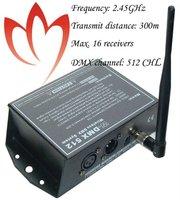 DMX wireless controller