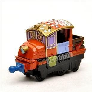 Chuggington Diecast train - Hodge