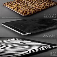Genuine!fashion Smart Cover,cheap leopard case For ipad 2 wholesale