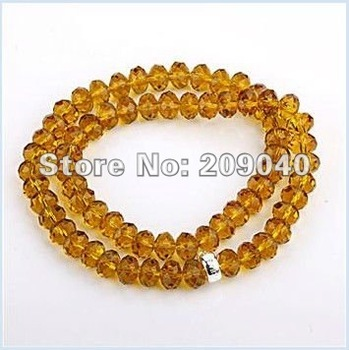 Free shipping/Fashion Jewelry necklace.crystal bracelet and necklace 2 in 1. wholesale Fashion Jewelry./amber Tomasi Crystal