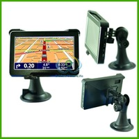 Free Map 5  inch Touch Screen Car GPS Portable Navigator with  2GB TF Card