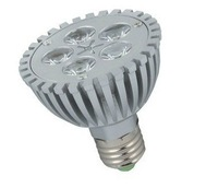 free shipping! wholesale warm white/ white gu10/ E27/ MR16/ B22/ E14 5w led spotlight led bulb 5*1w epstar chip