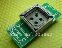 Low price  PLCC44 PLCC 44 to DIP 40 Program IC Socket Converter