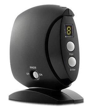 Black Bluetooth Adapter For Landline Phone & PC 100M BTA340