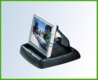 """3.5""""  inch TFT Color LCD Mirror  Car Monitor  Screen for Car Reverse Camera"""