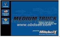 Hot selling  Mitchell OnDemand 5 Medium Trucks Edition 2008 version