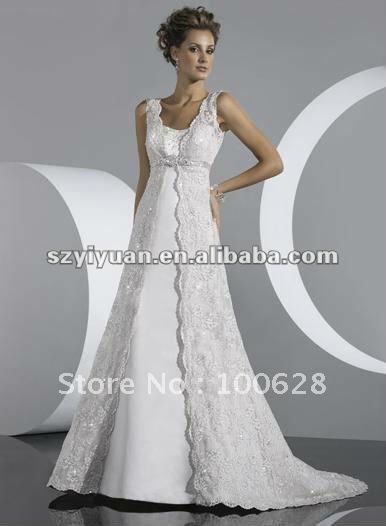 Wedding Dress Lace Overlay Jacket