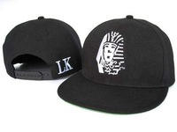 hot sell LK snapbacks last kings snap back hat cap black visors snapback hats top quality caps tag inside free shipping