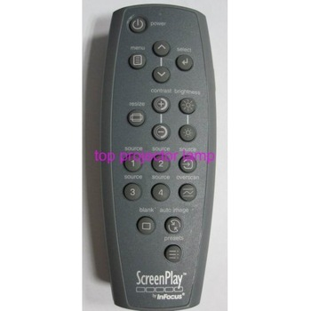 infocus projector director remote Control IN24 IN26+