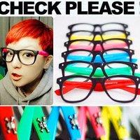 Free Shipping 50PCS Antique Square Korean Eyeglasses Frame without lens,Fashion eyewear frame,glasses frame