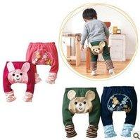 Animal models big ass pants Spring / big PP pants / trousers infant child / baby cotton pants