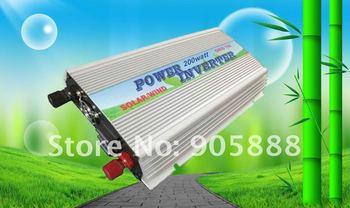 HOT Sell!!200W Solar On-Grid hybrid inverter, 200W grid tie inverter(CP-GTI-200w)
