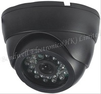420 TVL 1/3 Sony CCD Video Surveillance Camera with Night Vision, Dome Camera with 20M IR distance, Free shipping