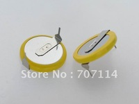 DHL Free shipping wholesale 2000pcs/lot Lithium 3V Button Cell / Coin Cell Battery CR2032 with vertical tags