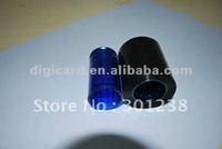 EDIsecure Original Black Ribbon DIC10203 ,Use with EDIsecure DCP 240+/340+ card printer