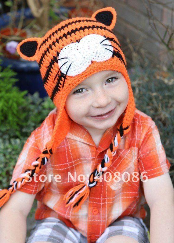 Cool Anime Hats Animal Hats Crochet Baby