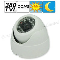 cheap!  Dome IR Digital Video Surveillance Camera with 380TVL CMOS Image Sensor, 20M IR Distance,  Freeshipping