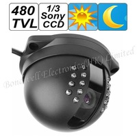 480TVL 1/3 Sony CCD IR Night Vision Dome Surveillance Camera , 15M IR Distance,  Freeshipping