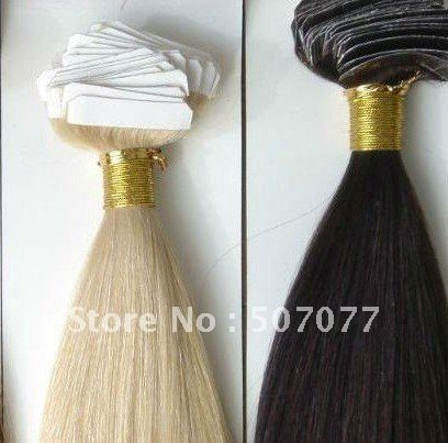 Skin Weft Tape Remy Hair Extensions 13