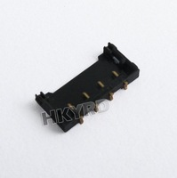 10X  FPC Flex Battery Connector Plug Ribbon Cable For iPhone 4G  D0083