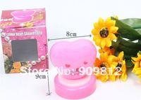 Free Shipping Hot Selling LED Colorful Gradient Night Light, 7 Colour Heart-Shaped Lamp, Cartoon Light 100pcs/lot