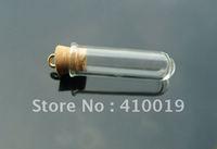 8MM Round  Bottom Tube, Aroma necklace vial, perfume vial, essential oil vials