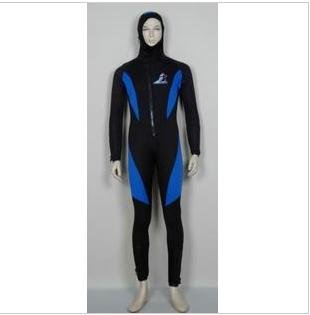 Manufacturers selling lead the set of conjoined twins thickening diving suits diving suits winter coat thermal clothing