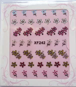 Wholesale nail art stickers,nail art,nail sticker manufacturer,nail decoration,design stickers,can mix any design freely