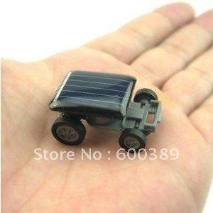 solar car , children gift , 20PCS free shipping