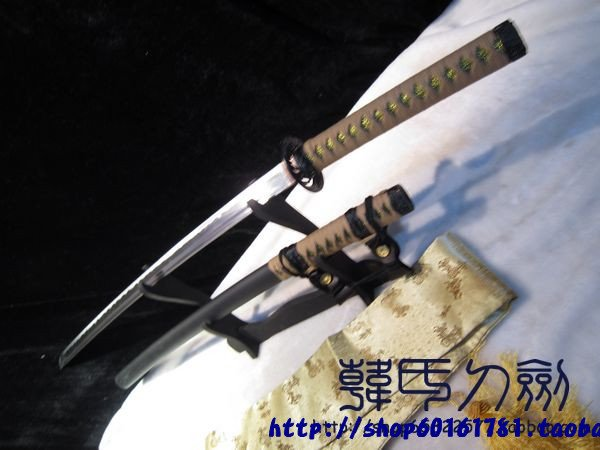 Arts and crafts Longquan sword samurai swords god wooden sword Japanese sword edge god before Jade(China (Mainland))