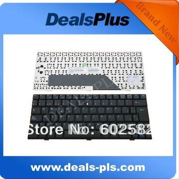 FOR Brand New MSI Wind U100 U90 U110 U120 Teclado Spanish SP keyboard Black