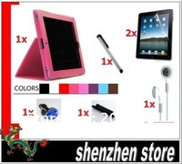 KIT 6 in 1 Accessory for Ipad 2 Factory sale Free Shipping