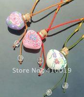 Aroma Necklaces (Assorted Designs),Perfume Vials,Essential oil necklaces,Aroma vials,Perfume bottle necklaces