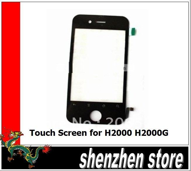 Touch Screen Digitizer Replacement for Hero H2000 H2000G phone dual sim cell phone(China (Mainland))