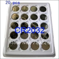 retail High Quality CR2032 2032 DL2032 ECR2032 Lithium Button Cell Coin 3v Battery Batteries