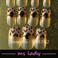 false nails for girl fashion nail tips 2012 free shipping HK airmail