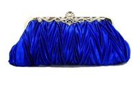 2014 new fashion evening clutch bag,womens handbag,1pc color mix wholesale free shipping