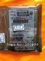 "For  Fujitsu  2.5""  MHT2060AH   HTTN   60GB 5400rpm  8MB  IDE Ultra ATA100 / ATA-6  Notebook  Hard  Disk   Drive"