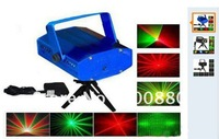 Mini Green & Red DJ Laser Stage Lighting Light Disco Party Club