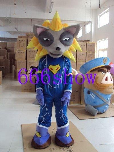 Vente chaude! Costumes de mascotte à vendre sonic hedgehog anime costume de carnaval halloween party dress enfants livraison gratuite