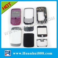 high quality best quality glass mobile phone  housings  for blackberry 8520