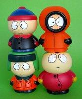 South Park COIN BANK 4pcs/set Stan Kyle Eric Kenny