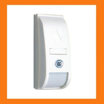 Wired Small Curtain PIR Detector | Infrared Sensor | Door/window/balcony protection | Sell Wired alarm detector | Infrared alarm